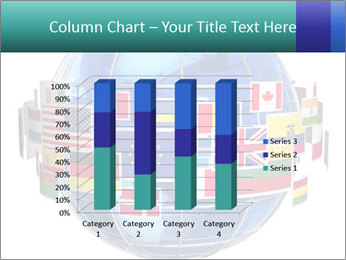 Global World PowerPoint Template - Slide 50