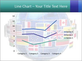 Global World PowerPoint Template - Slide 54