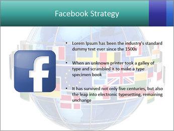 Global World PowerPoint Template - Slide 6