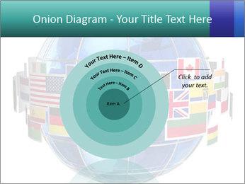Global World PowerPoint Template - Slide 61