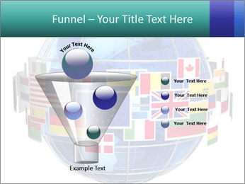 Global World PowerPoint Template - Slide 63