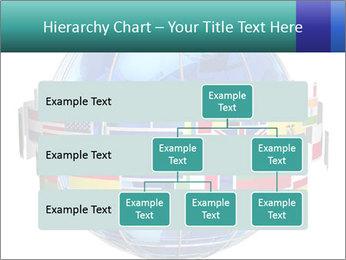 Global World PowerPoint Template - Slide 67
