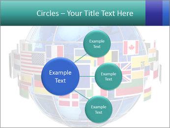 Global World PowerPoint Template - Slide 79