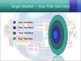 Global World PowerPoint Template - Slide 84