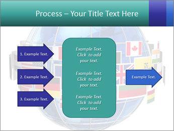 Global World PowerPoint Template - Slide 85