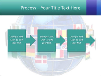 Global World PowerPoint Template - Slide 88