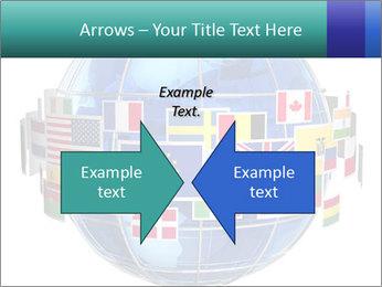 Global World PowerPoint Template - Slide 90