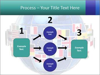 Global World PowerPoint Template - Slide 92