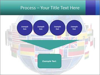 Global World PowerPoint Template - Slide 93