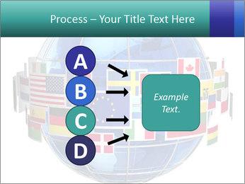 Global World PowerPoint Template - Slide 94