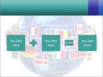 Global World PowerPoint Template - Slide 95