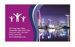 0000089724 Business Card Template