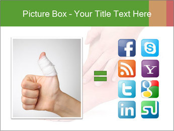 Injured Ankle PowerPoint Template - Slide 21