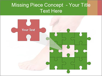 Injured Ankle PowerPoint Template - Slide 45