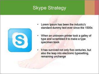 Injured Ankle PowerPoint Template - Slide 8