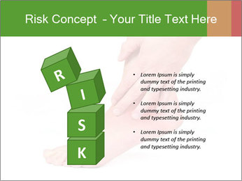 Injured Ankle PowerPoint Template - Slide 81
