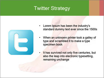 Injured Ankle PowerPoint Template - Slide 9