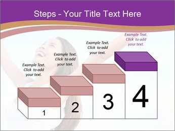 Relaxed Woman PowerPoint Template - Slide 64