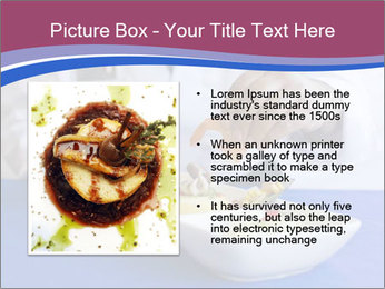 Busy Chef Cook PowerPoint Template - Slide 13