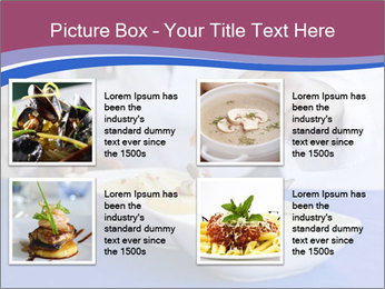 Busy Chef Cook PowerPoint Template - Slide 14