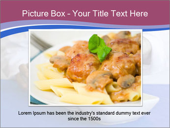 Busy Chef Cook PowerPoint Template - Slide 15