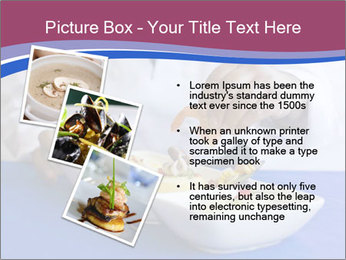 Busy Chef Cook PowerPoint Template - Slide 17