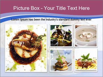 Busy Chef Cook PowerPoint Template - Slide 19