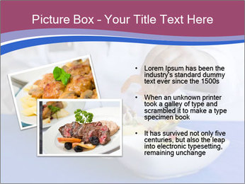 Busy Chef Cook PowerPoint Template - Slide 20