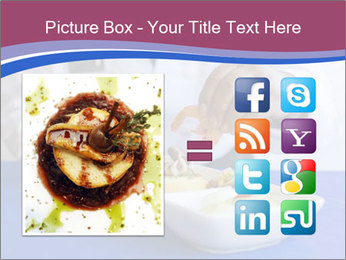 Busy Chef Cook PowerPoint Template - Slide 21