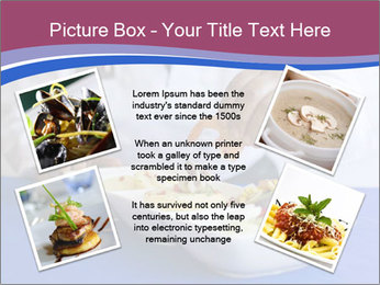 Busy Chef Cook PowerPoint Template - Slide 24
