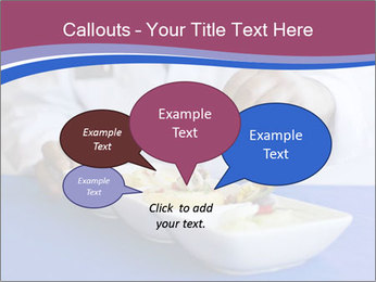 Busy Chef Cook PowerPoint Template - Slide 73