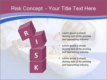 Busy Chef Cook PowerPoint Template - Slide 81