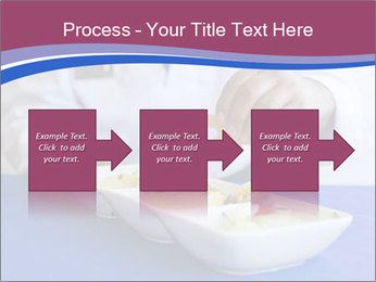 Busy Chef Cook PowerPoint Template - Slide 88