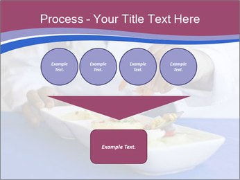 Busy Chef Cook PowerPoint Template - Slide 93