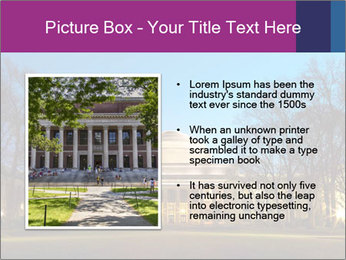 Boston City PowerPoint Template - Slide 13