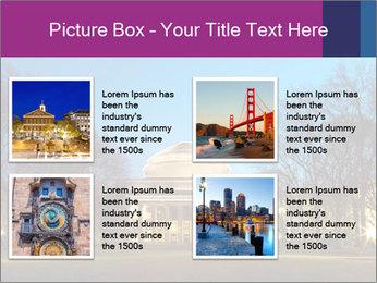Boston City PowerPoint Template - Slide 14