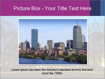 Boston City PowerPoint Template - Slide 16