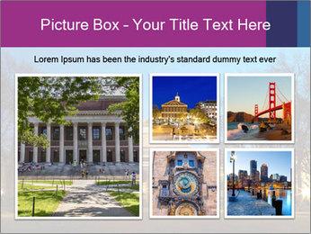 Boston City PowerPoint Template - Slide 19