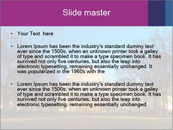 Boston City PowerPoint Template - Slide 2