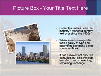 Boston City PowerPoint Template - Slide 20