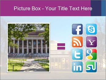 Boston City PowerPoint Template - Slide 21
