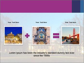 Boston City PowerPoint Template - Slide 22