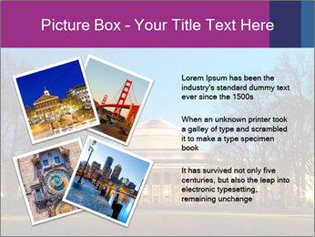 Boston City PowerPoint Template - Slide 23