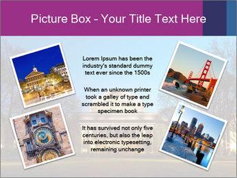 Boston City PowerPoint Template - Slide 24