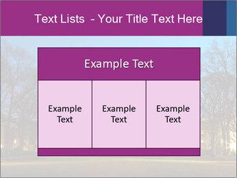 Boston City PowerPoint Template - Slide 59