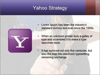 Court Verdict PowerPoint Template - Slide 11