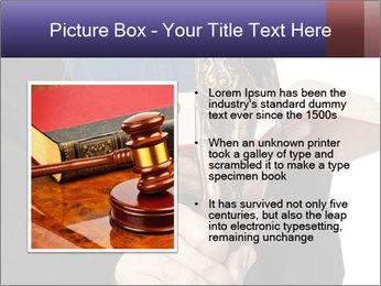 Court Verdict PowerPoint Template - Slide 13