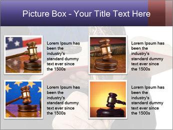 Court Verdict PowerPoint Template - Slide 14