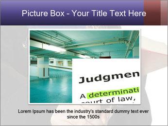 Court Verdict PowerPoint Template - Slide 15
