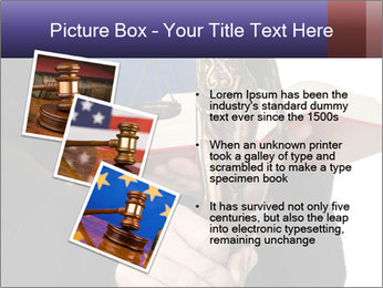 Court Verdict PowerPoint Template - Slide 17